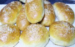 рецепт булочек для бургеров в домашних условиях с фото
