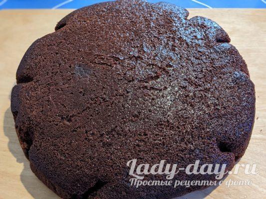 бисквит шоколадный на пиве