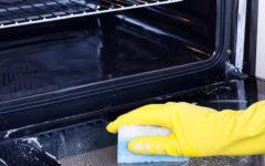 Лучшие способы, как почистить духовку