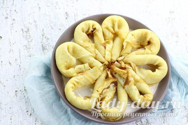Тонкие и вкусные блинчики на сыворотке