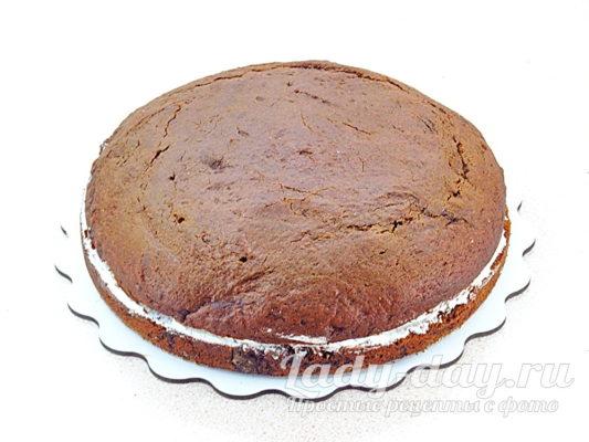 накрыть торт
