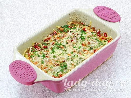 Кабачки с помидорами и сыром в духовке, рецепт с фото пошагово
